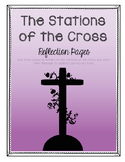 Stations of the Cross/ Lent Writing Reflections