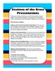 Stations of the Cross Presentation: Prewriting WW, Project Outline, and Rubric