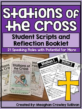 Stations of the Cross Script and Booklet