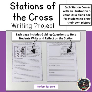 Stations of the Cross - Writing Reflection Project