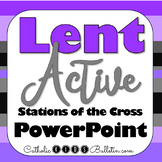 Stations of the Cross for Kids! An Active Reflection on Je