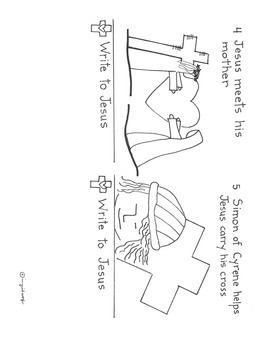 Stations of the Cross for Lent