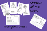 Stations of the Cross for Primary Grades