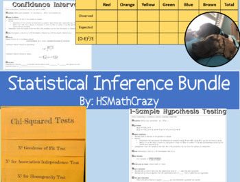 Statistical Inference Bundle