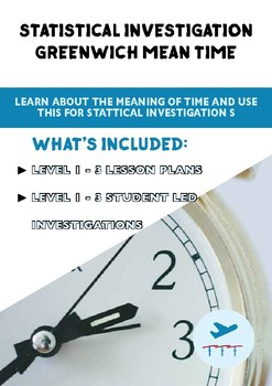Statistical Investigations - All About Time