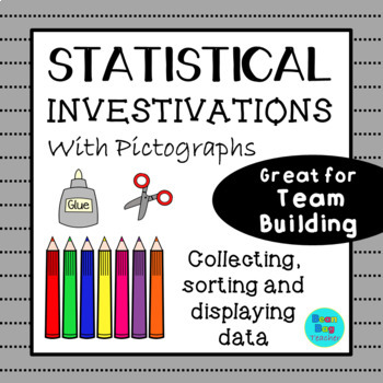 Statistical Investigations - Great for Back to School!