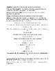Statistical Measures Notes