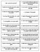Statistical Questions Card Sort