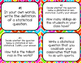 Statistical Questions Task Cards
