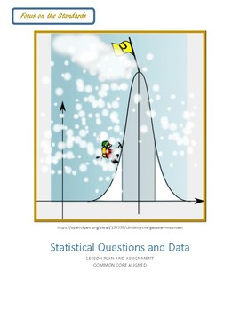 Statistical Questions and Data