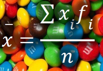 Statistics Analysis of M&M's - A tasty stats assignment