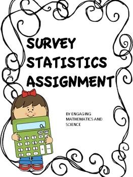Survey Statistics Assessment