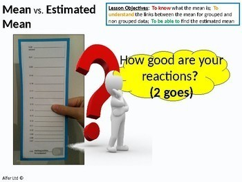 Statistics: Averages 4 - Grouped vs Non Grouped data (practical lesson)