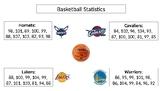 Statistics-Basketball
