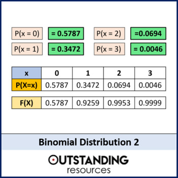 Statistics: Binomial Distribution 2 - Solving Problems / Calculating Prob