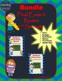 Statistics Bundle: 2nd Semester Final Exam & Review