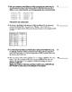 Statistics - Central Tendency Drill 1