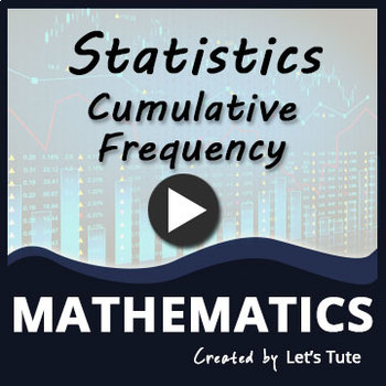 Statistics | Cumulative Frequency Distribution | More than type Ogive