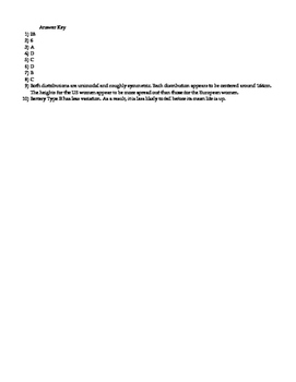 Statistics Drill 2 - Variation and Dispersion Concept