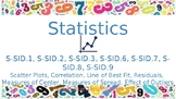 Math 1 Statistics EOC Review PowerPoint