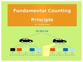 Statistics:  Fundamental Counting Principle