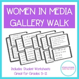 Women in Media: Statistics Gallery Walk