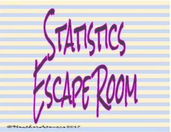 Statistics Google Escape Room