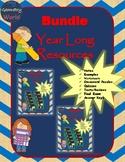 Statistics Bundle: Year Long Curriculum
