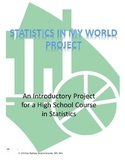 Statistics In My World Project