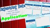 Statistics - Interactive Notebook/HyperDoc - Organizing Da