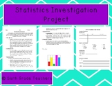 Statistics Investigation Project