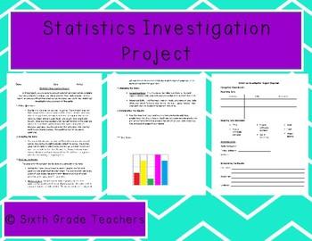 Statistics Investigation Project