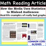 Statistics Math Article - Case Studies of Bad Graphs found
