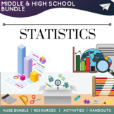 Statistics Math Resources Activities