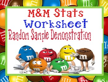 Statistics Practice with M&Ms averages for math or psychology