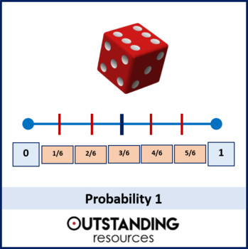 Statistics: Probability 1 - Probability Scales and Language (+ Resources)