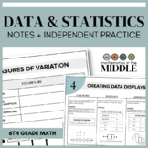 Statistics & Probability Packet & Practice Problems