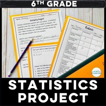 Statistics Project Based Learning