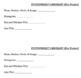 Statistics Project Line Plot Histogram Box & Whisker Measures Central Tendency