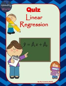 Statistics Quiz: Regression Lines