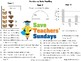 Statistics Revision / Assessment (4 levels of difficulty) for 2nd / 3rd Grade