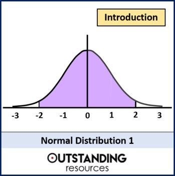 Statistics: (S1) Normal Distribution 1 - Standard Normal (Introduction)