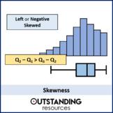 Statistics: (S1) Skewness (Pearson's / Quartiles / Standar