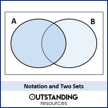 Statistics: Sets 1 - Notation and 2 sets (perfect for new 9-1 GCSE)