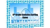 6th Grade Statistics Sorting Game!