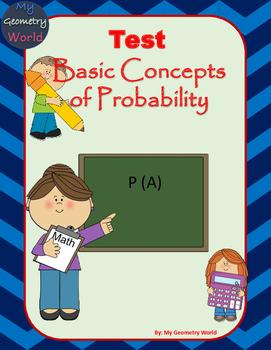 Statistics Test: Basic Concepts of Probability