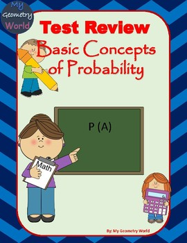 Statistics Test Review: Basic Concepts of Probability