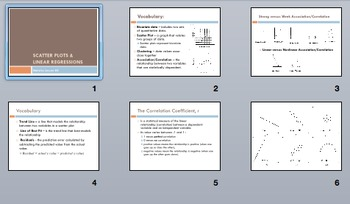 Statistics Unit Bundle