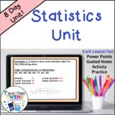 Statistics Unit