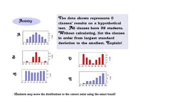 Statistics:  Variability